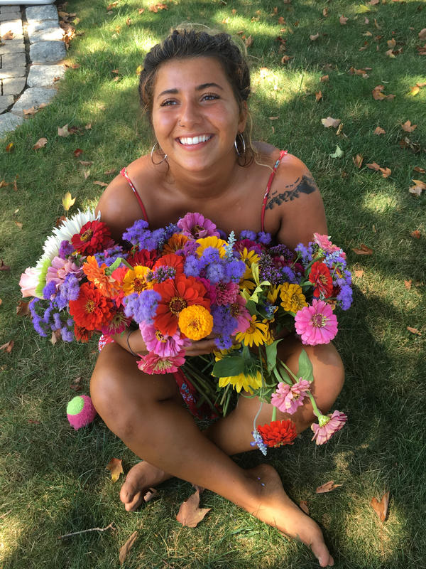 Porco, now 21, is a senior at Hampshire College in Amherst, Mass. Her frightened parents had wanted to restrict where and when she could go to college.