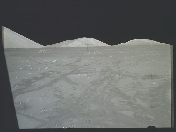 The surface of the Moon as seen during the Apollo 17 mission. This year's international space law moot court competition case describes a hypothetical lunar legal dispute.