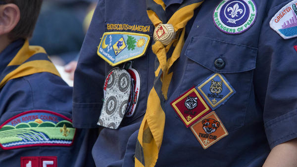 """The Boy Scouts of America announced Wednesday that it will begin welcoming girls into its programs """"after years of receiving requests from families and girls."""""""