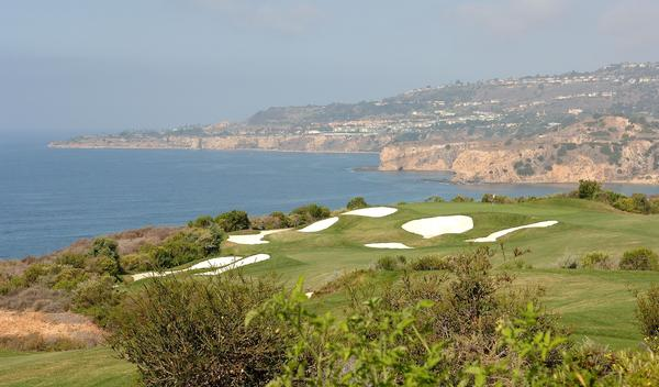 For years, now-President Trump fought with the city of Rancho Palos Verdes, Calif., over the Trump National Golf Club.
