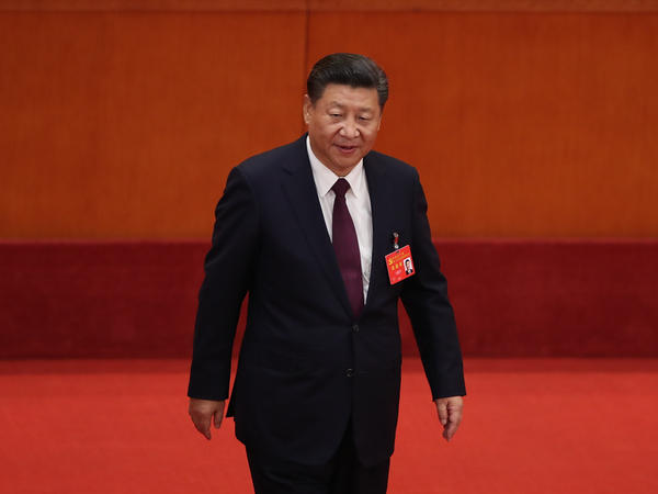 Chinese President Xi Jinping has cracked down on corruption — and dissent.
