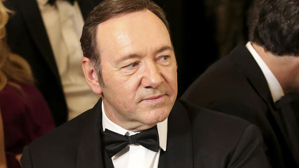 """After a fellow actor made allegations against him, Kevin Spacey says, """"if I did behave then as he describes I owe him the sincerest apology for what would have been deeply inappropriate drunken behavior."""""""