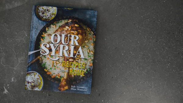 Dina Mousawi and Itab Azzam are the authors of a new cookbook, called <em>Our Syria: Recipes From Home.</em> For the book they interviewed Syrian refugees scattered around Europe and the Middle East.