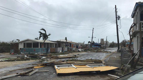 <strong></strong>Hurricane Irma significantly damaged nearly 90 percent of government buildings and the island's electricity infrastructure. Now 87 percent of the island's power has been restored.