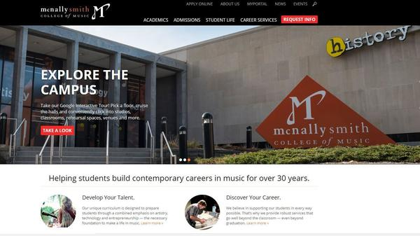 McNally Smith College of Music is closing at the end of its current semester, in a move that was announced via email.
