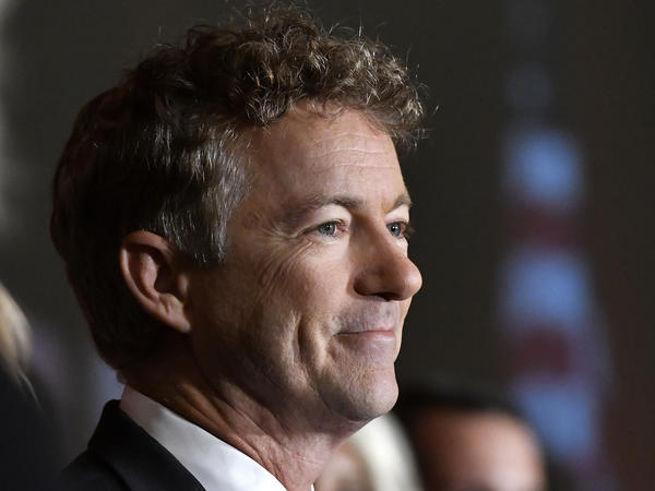 Sen. Rand Paul, R-Ky., took to Twitter on Saturday to air his grievances in celebration of Festivus.