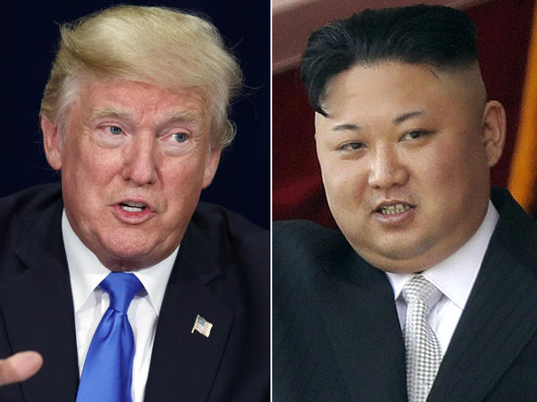 President Trump and North Korean leader Kim Jong Un are expected to continue to square off in 2018.