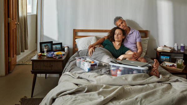 In <em>Unrest</em>, Jennifer Brea and her husband Omar Wasow confront an uncertain future in the face of chronic illness.