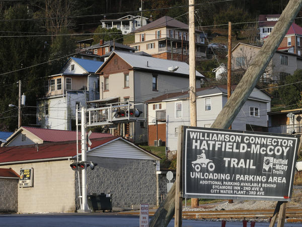 A House commerce committee investigation found that two drug wholesalers had sent more than 20 million pain pills to two pharmacies in the small town of Williamson, W.Va., seen in 2016.