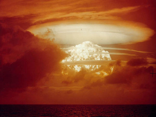 On March 1, 1954, the U.S. conducted its largest nuclear test with a yield of 15 megatons. The new Russian weapon would be up to 100 megatons, according to reports.