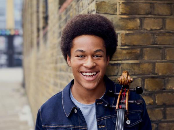 Sheku Kanneh-Mason's tribute to Bob Marley is featured on his new album, <em>Inspiration</em>.