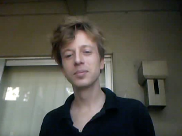 Barrett Brown served time for being part of Anonymous, a group that hacked a private security firm to reveal secrets.