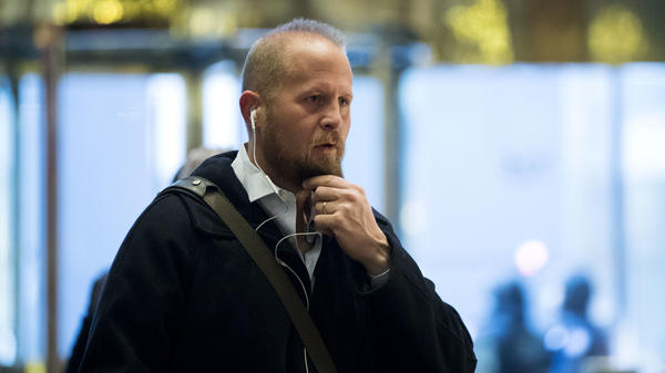 Brad Parscale is a longtime Trump aide whose connection to the president stretches back well before the campaign began in 2015.