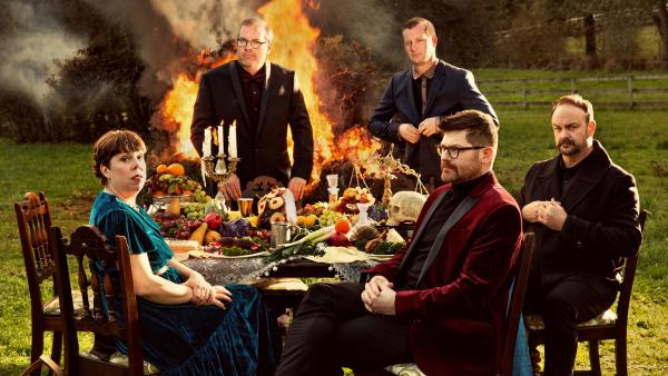 The Decemberists'<em> I'll Be Your Girl</em> comes out March 16 on Capitol.