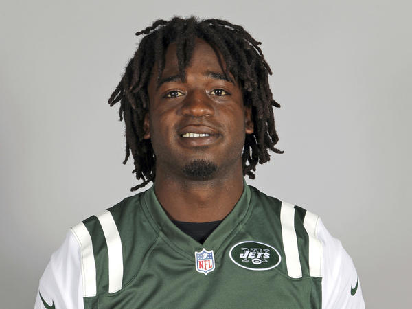 Onetime New York Jets running back Joe McKnight photographed in 2013. The man convicted in his death was sentenced to three decades in prison on Thursday.