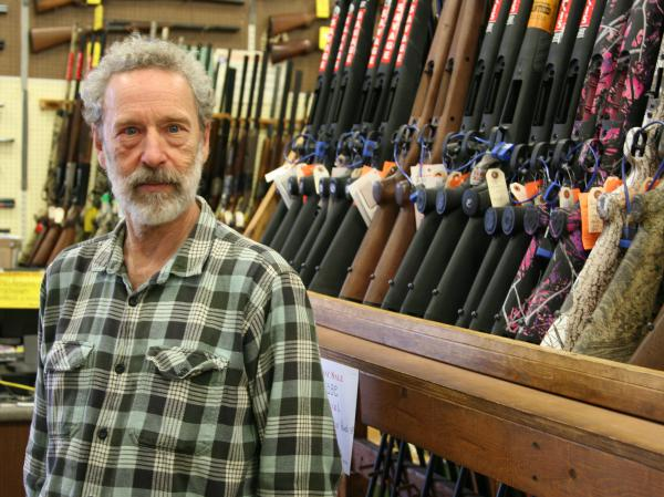 Mitch Mode, the owner of Mel's Trading Post in Rhinelander, Wis., has watched as people's outdoor interests have shifted towards sports like cross-country skiing and bicycling. Fewer customers buy hunting gear these days, he says.