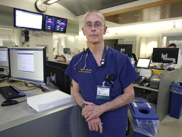 "Dr. Garen Wintemute at the University of California, Davis, Medical Center, says of the new authority given to the Centers for Disease Control and Prevention: ""There's no funding. There's no agreement to provide funding. There isn't even encouragement."""