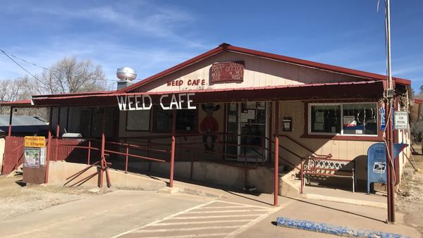 Many residents left Weed, N.M. starting in the 1980s when the sawmills closed. Today the few ranching families left say their livelihoods are threatened.
