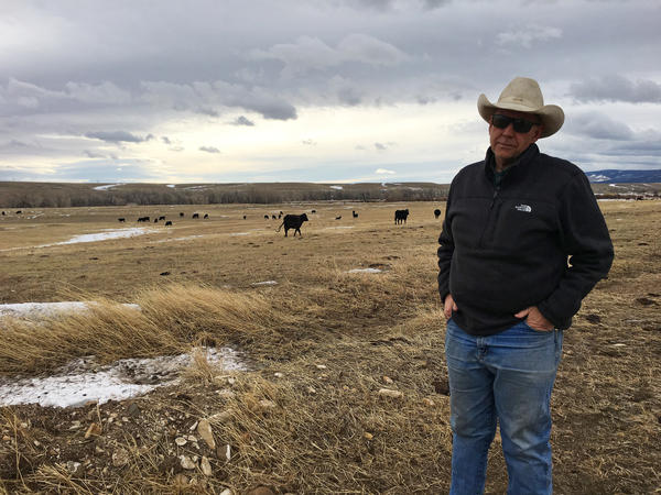 Rancher Les Dunmire, 66, says he's ready to retire but wants to make sure his children will not be forced to sell the ranch.