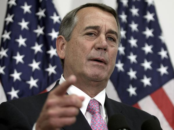 Former House Speaker John Boehner voted to prohibit medical marijuana as a U.S. congressman from Ohio in 1999, but he came out in support of some uses of cannabis on Wednesday.