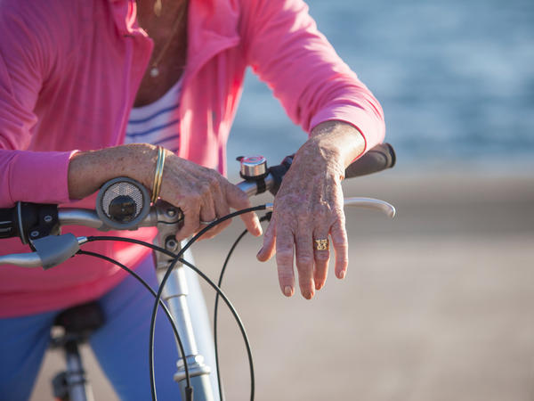An active lifestyle can be the best defense against falls in older age.