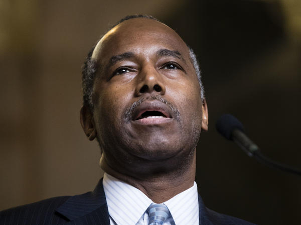 Housing and Urban Development Secretary Ben Carson's proposal calls for increased rent payments by millions of people receiving housing subsidies.