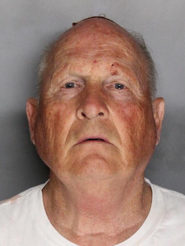 Joseph James DeAngelo, 72, was arrested this week.