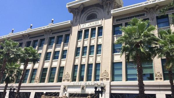Jacksonville City Hall.