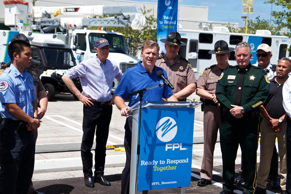 FPL President and CEO Eric Silagy says the company is applying lessons learned from Hurricane Irma in preparation for the 2018 hurricane season.