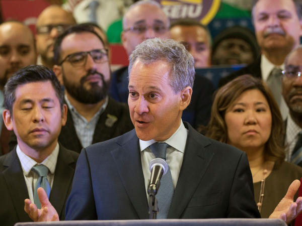 New York Attorney General Eric Schneiderman is resigning amid allegations that he physically abused four women with whom he was in relationships.