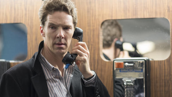 Benedict Cumberbatch plays the title character in the Showtime miniseries <em>Patrick Melrose</em>, which begins on Saturday.