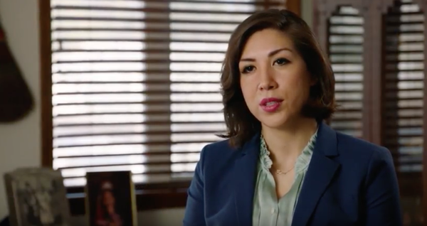 Paulette Jordan hopes to prevail in next week's primary to become the Democratic candidate for governor in Idaho. If she were to win the November election, she would make history in national polics.