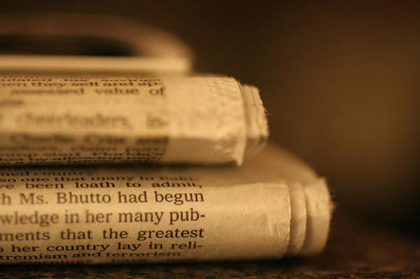 Newspapers across the region are shrinking staff.