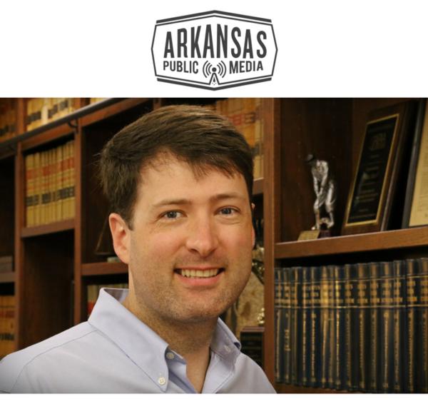 Little Rock lawyer Alex Gray
