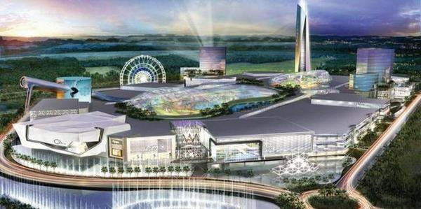 Miami-Dade County commissioners voted to move forward with American Dream Miami, a 175-acre retail theme park, which residents worry will aggravate traffic in Northwest Dade.