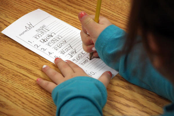 In their latest legal briefs, school districts suing Kansas say a dramatic infusion of funds is needed to close achievement gaps. The state says schools need to figure out how to spend more wisely.