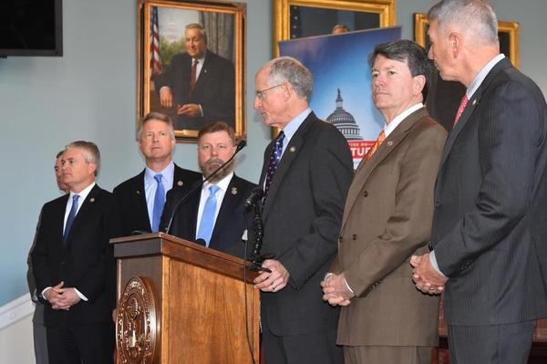 Earlier this year, members of the House Agriculture Committee unveiled their version of the farm bill, which was voted down May 18.