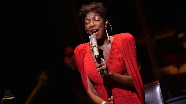 Natalie Cole performs at Jazz 91.9 WCLK's 41st Anniversary Benefit Concert on June 26, 2015 in Atlanta, Georgia.