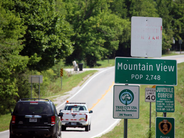 The small Ozark town of Mountain View, Ark., known for its crafts and music scene, is about two hours north of Little Rock. Arkansas reports some of the nation's highest rates of stroke deaths.