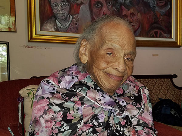 Ninety-seven years after the Tulsa Race Riot of 1921 took place, Oliva Hooker, 103, is thought to be the last surviving witness.