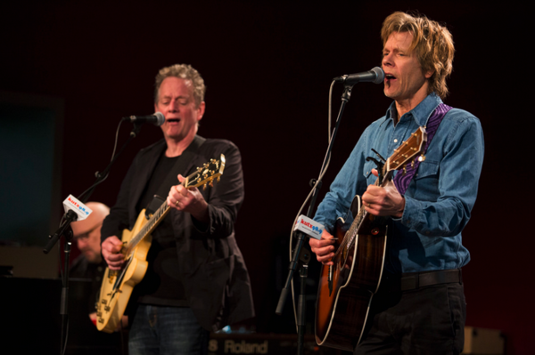 The Bacon Brothers are on tour with their seventh studio record.