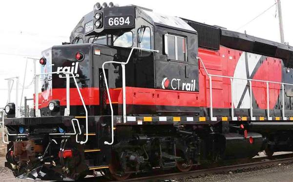 CTrail's new Hartford Line, which will carry passengers between New Haven and Springfield, will begin service on June 16.