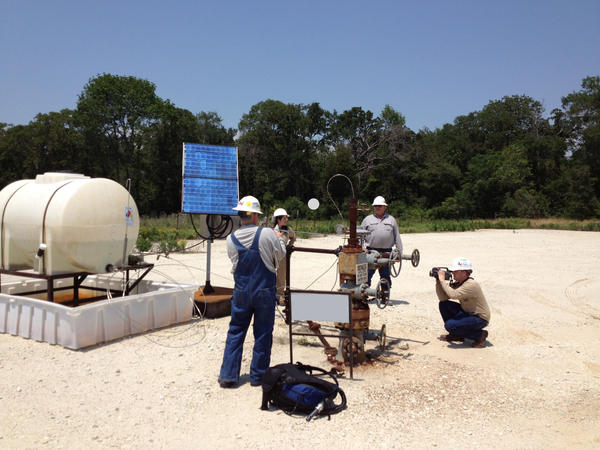 Researchers used a variety of techniques, on the ground and from the air, to detect methane emissions at oil and gas facilities across the country.