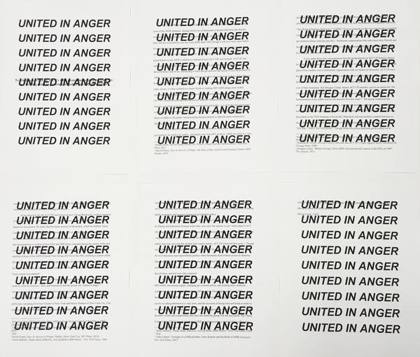 Amal Haddad, <em>United In Anger.</em>
