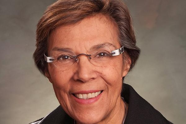 Senate Minority Leader Lucia Guzman