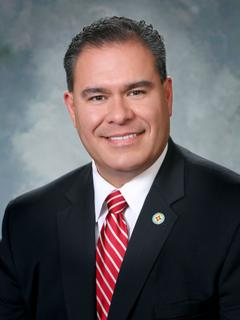 State Sen. Michael Padilla introduced legislation in New Mexico aimed at helping students who can't afford school lunches.