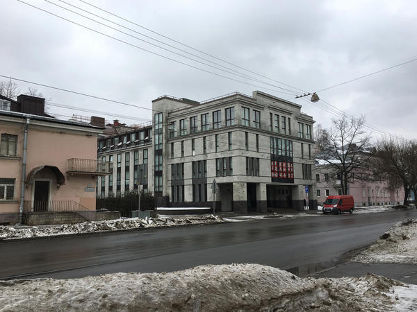 The troll factory in St. Petersburg, Russia, employed hundreds of young, educated people 24 hours a day, seven days a week, according to Savchuk. Several people who worked in this building were recently named in an indictment filed by U.S. special counsel Robert Mueller as part of his investigation into Russian meddling in the 2016 election.