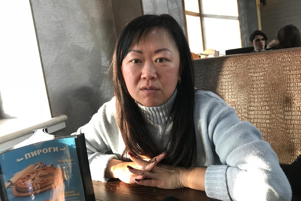 Irina Tyan, a business woman and a member of Russia's ethnic Korean community, co-owns a farm with the North Korean Consulate in Vladivostok.