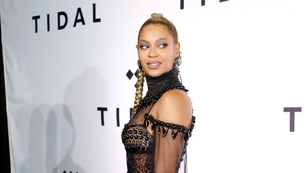 Beyonce attends Tidal X at Barclays Center on October 15, 2016 in Brooklyn.