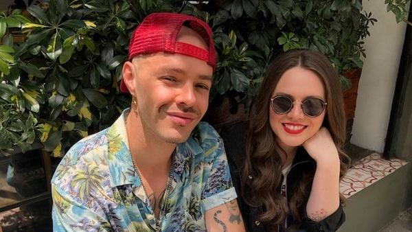Jesse and Joy Huerta, who make up the Mexican pop duo Jesse & Joy, are considering making English-language albums, and have become vocal advocates for Mexican migrants in the U.S.